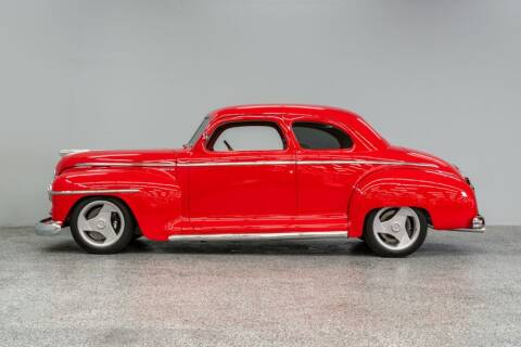 1947 Plymouth Club Coupe