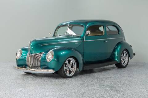 1940 Ford Deluxe for sale at AutoBarn Classic Cars in Concord NC