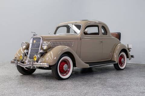 1935 Ford Coupe for sale at AutoBarn Classic Cars in Concord NC