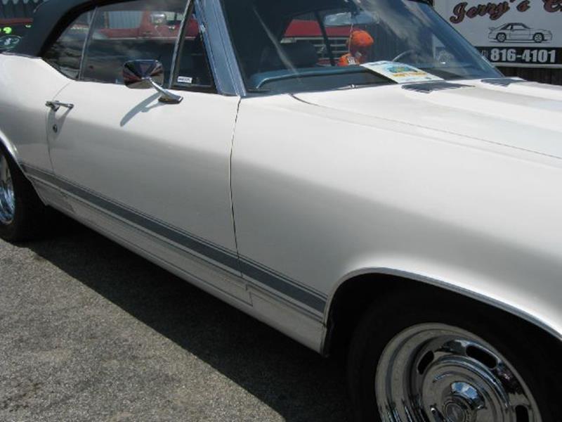 1968 Chevrolet Chevelle Custom - Staten Island NY