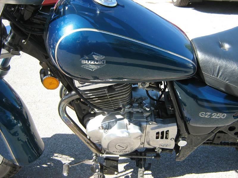 1999 Suzuki GZ250 N/A - Staten Island NY