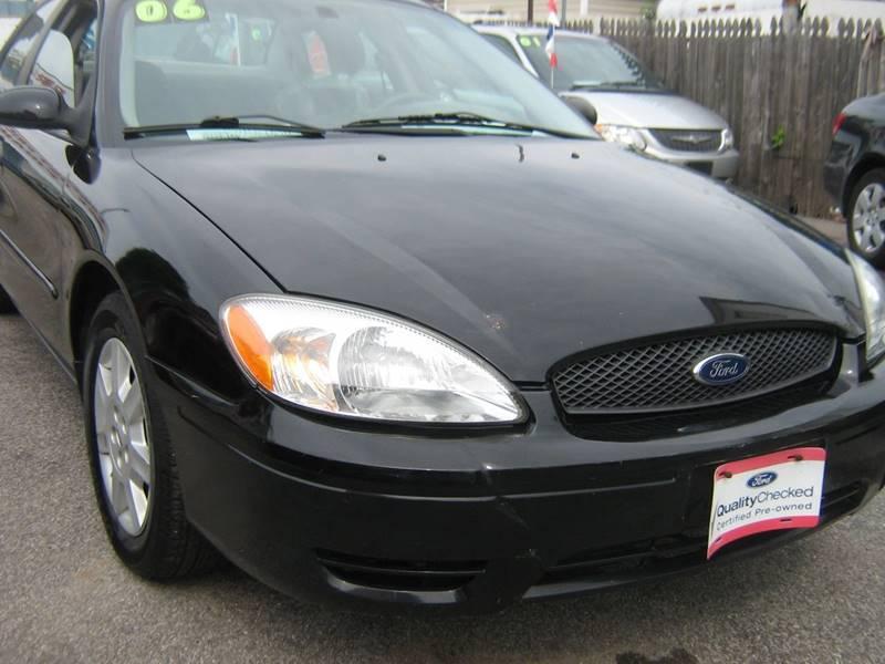 2006 Ford Taurus SE 4dr Sedan - Staten Island NY