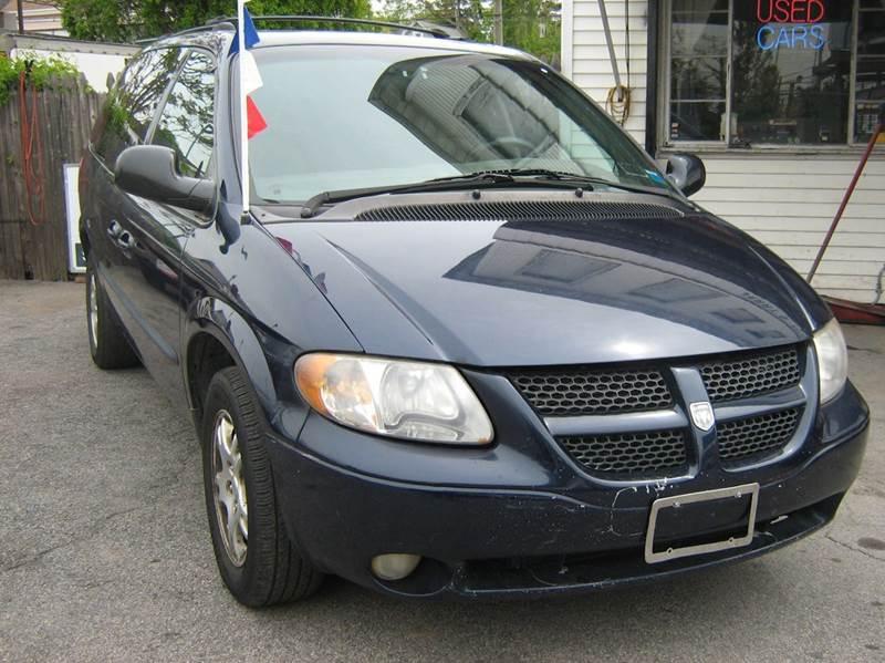 2003 Dodge Grand Caravan Sport 4dr Extended Mini-Van - Staten Island NY