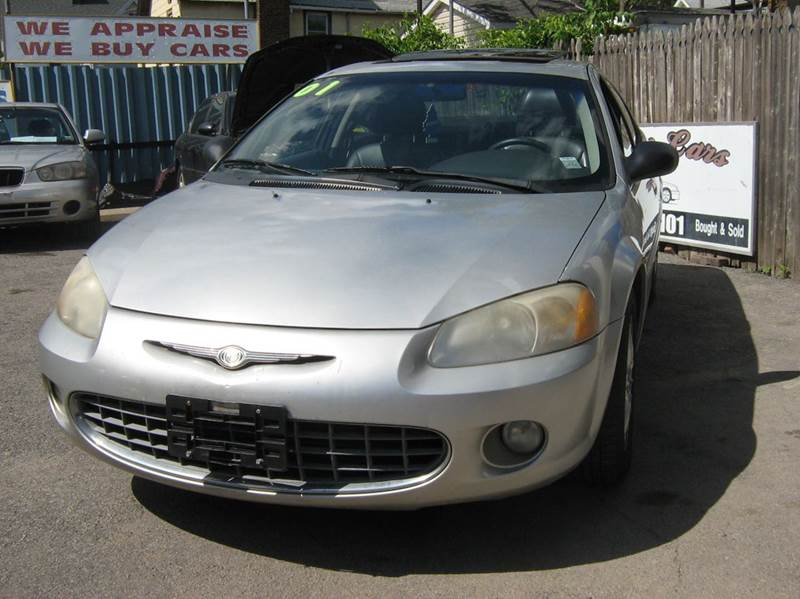 2001 Chrysler Sebring for sale at JERRY'S AUTO SALES in Staten Island NY