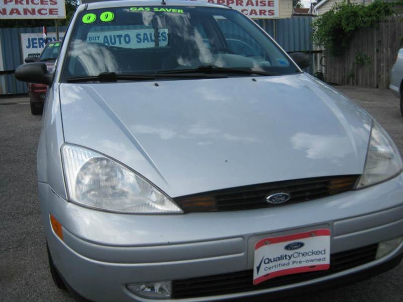 2000 Ford Focus ZX3 2dr Hatchback - Staten Island NY