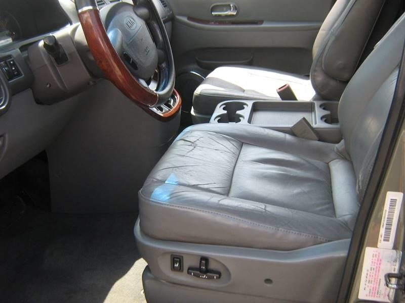 2003 Kia Sedona EX 4dr Mini-Van - Staten Island NY