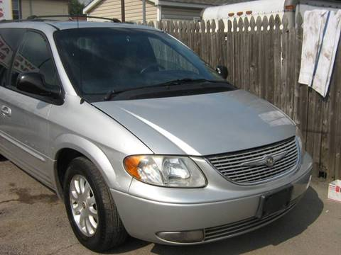 2001 Chrysler Town and Country for sale in Staten Island, NY