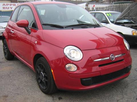 2015 FIAT 500 for sale in Staten Island, NY