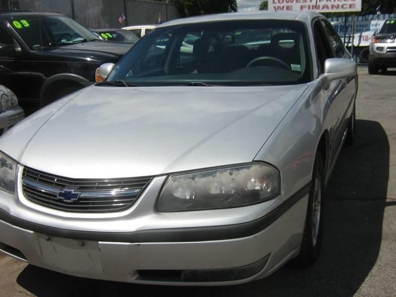 2001 chevrolet impala ls 4dr sedan in staten island ny jerry s 2001 Chevy Impala Interior 2001 chevrolet impala ls 4dr sedan staten island ny