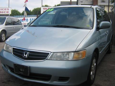 2003 Honda Odyssey for sale in Staten Island, NY