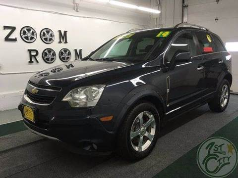 2014 Chevrolet Captiva Sport for sale in Gonic, NH
