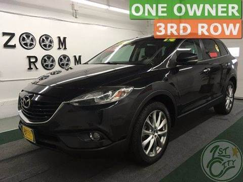2014 Mazda CX-9 for sale in Gonic, NH