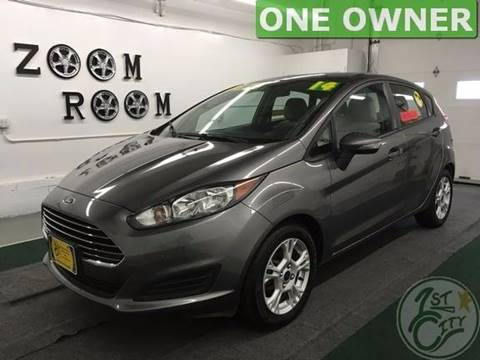 2014 Ford Fiesta for sale in Gonic, NH
