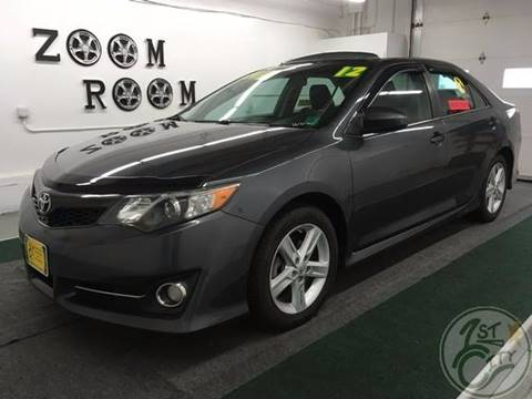 2012 Toyota Camry for sale in Gonic, NH