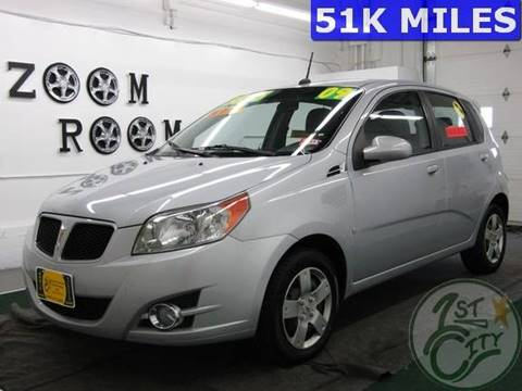 2009 Pontiac G3 for sale in Gonic, NH