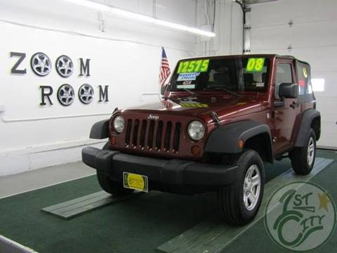 2008 Jeep Wrangler for sale in Gonic, NH