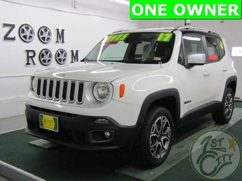 2017 Jeep Renegade for sale in Gonic, NH