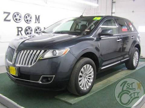 lincoln mkx for sale in new hampshire. Black Bedroom Furniture Sets. Home Design Ideas