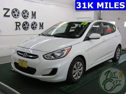 2017 Hyundai Accent for sale in Gonic, NH