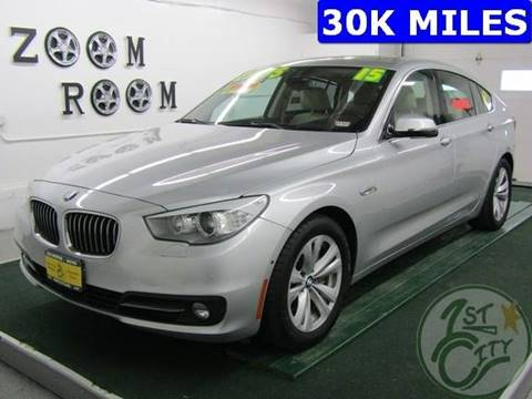 2015 BMW 5 Series for sale in Gonic, NH