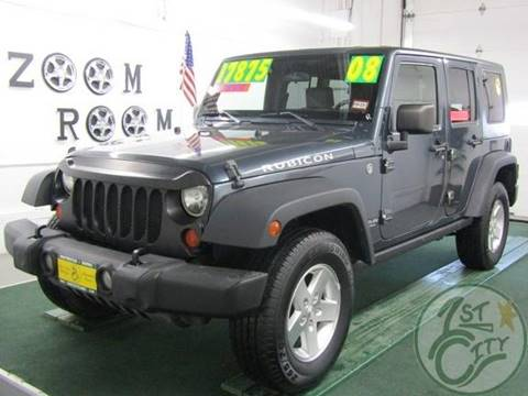 2008 Jeep Wrangler Unlimited for sale in Gonic, NH