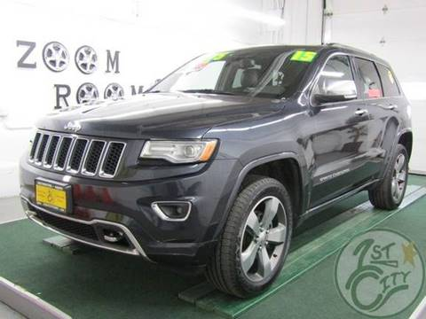 2015 Jeep Grand Cherokee for sale in Gonic, NH
