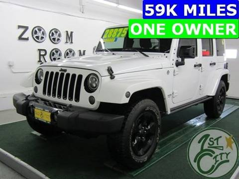 2015 Jeep Wrangler Unlimited for sale in Gonic, NH
