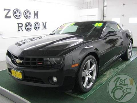 2010 Chevrolet Camaro for sale in Gonic, NH