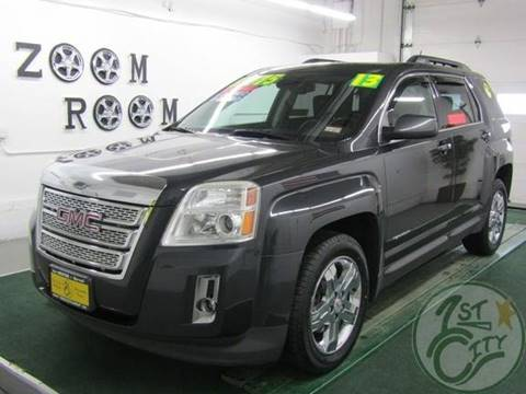2013 GMC Terrain for sale in Gonic, NH