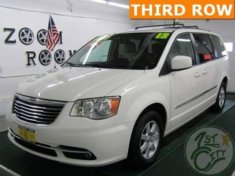 2013 Chrysler Town and Country for sale in Gonic, NH