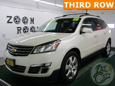 2014 Chevrolet Traverse for sale in Gonic, NH
