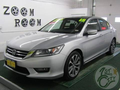 2015 Honda Accord for sale in Gonic, NH