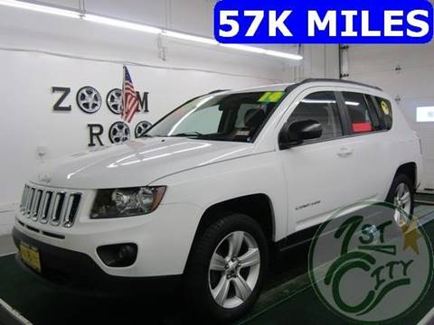 2014 Jeep Compass for sale in Gonic, NH