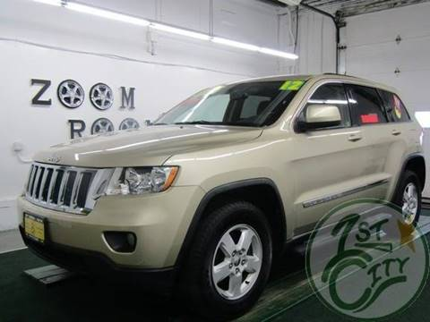 2012 Jeep Grand Cherokee for sale in Gonic, NH