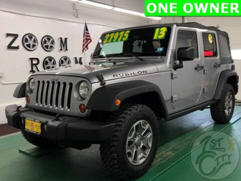 Used Jeep Wrangler Unlimited For Sale In Epping Nh Carsforsale Com