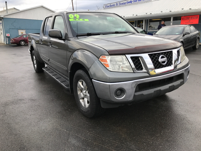 2009 Nissan Frontier Se V6 4x4 4dr Crew Cab Lwb Pickup 5a In Nelson