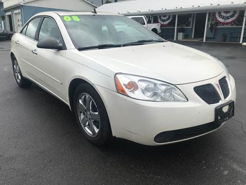 2008 Pontiac G6 for sale in Nelson, PA