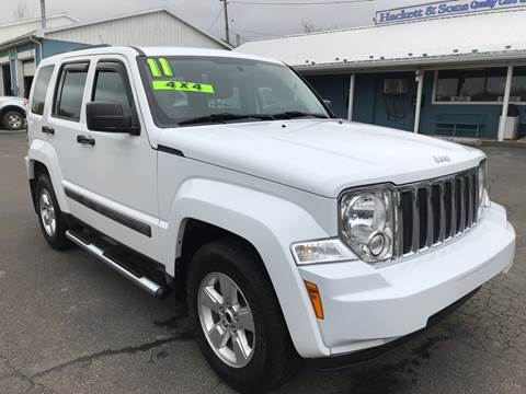 2011 Jeep Liberty for sale in Nelson, PA