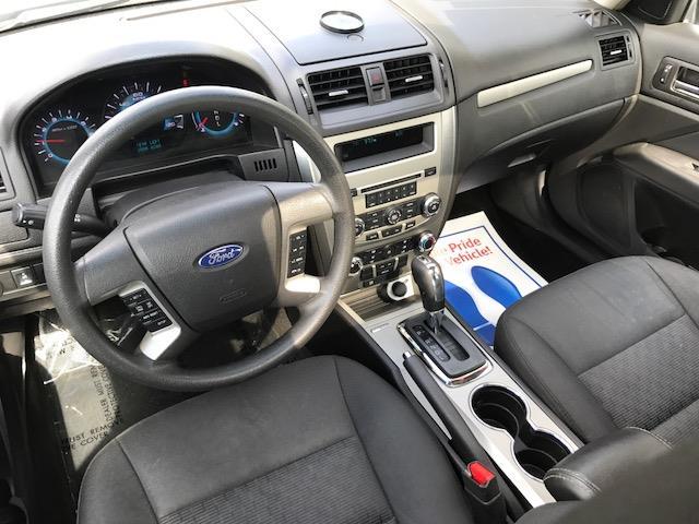 2012 Ford Fusion SE 4dr Sedan - Clinton Township MI