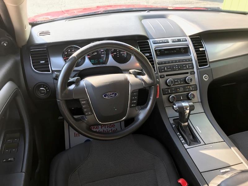 2012 Ford Taurus AWD SEL 4dr Sedan - Clinton Township MI