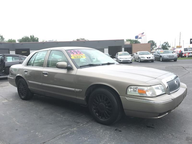 2006 Mercury Grand Marquis LS Premium 4dr Sedan - Clinton Township MI