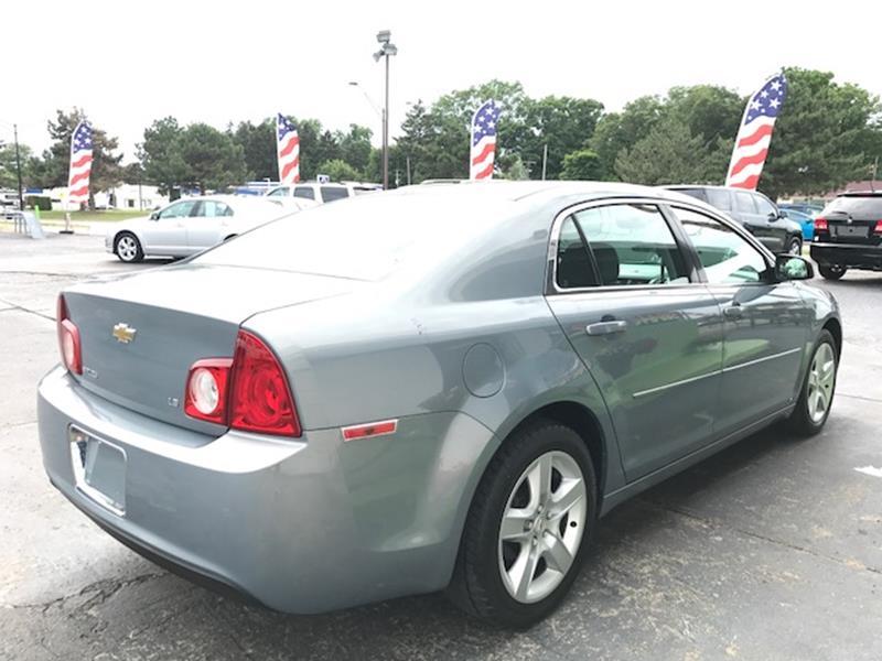 2009 Chevrolet Malibu LS 4dr Sedan - Clinton Township MI