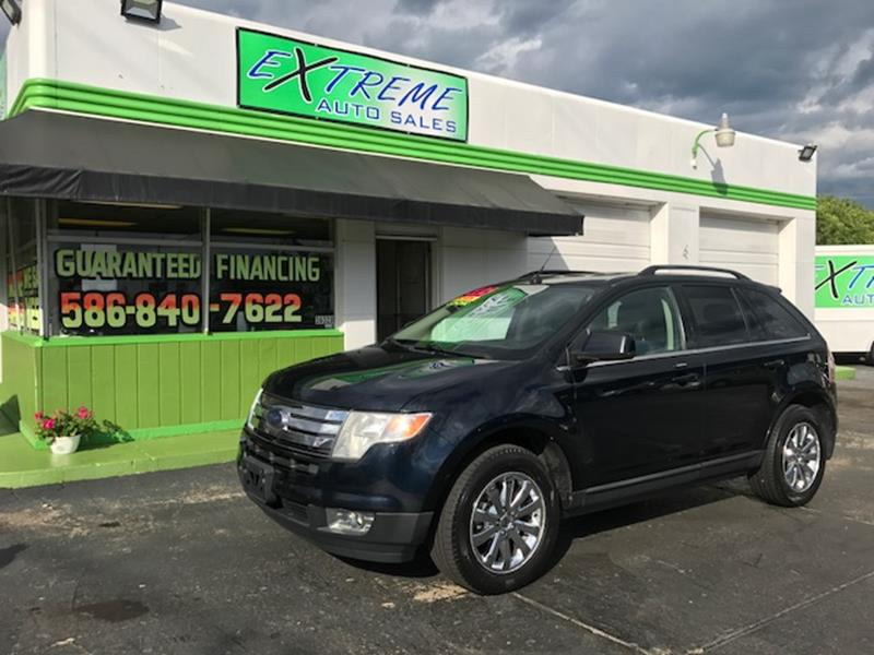 2008 Ford Edge Limited 4dr Crossover - Clinton Township MI