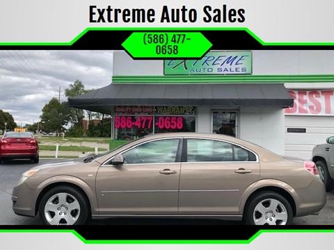 2007 Saturn Aura for sale in Clinton Township, MI