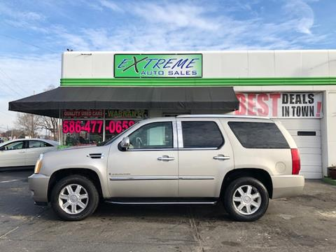 Extreme Auto Sales >> Cars For Sale In Clinton Township Mi Extreme Auto Sales