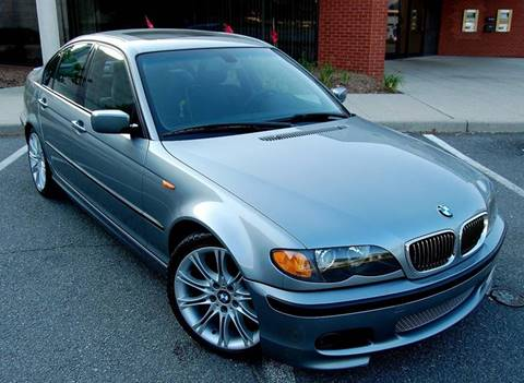 2004 BMW 3 Series for sale at Bimmer Sales LTD in Great Falls VA
