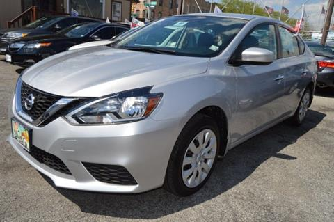 2016 Nissan Sentra for sale in Long Island City, NY