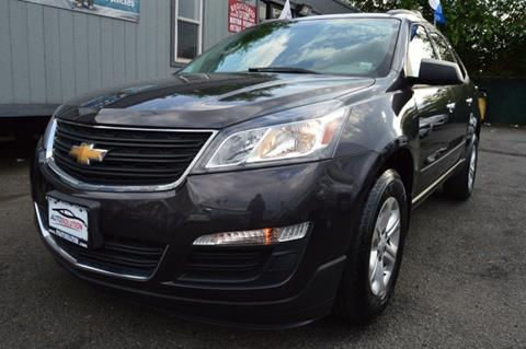 2015 Chevrolet Traverse for sale in Long Island City, NY