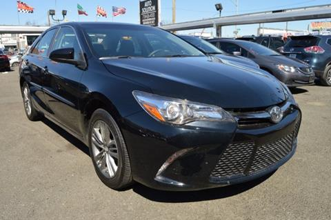 2016 Toyota Camry for sale in Long Island City, NY