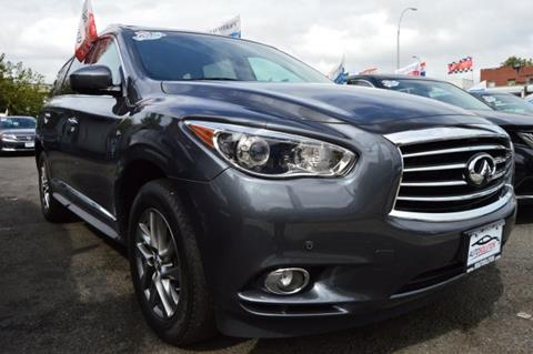 2014 Infiniti QX60 for sale in Long Island City, NY
